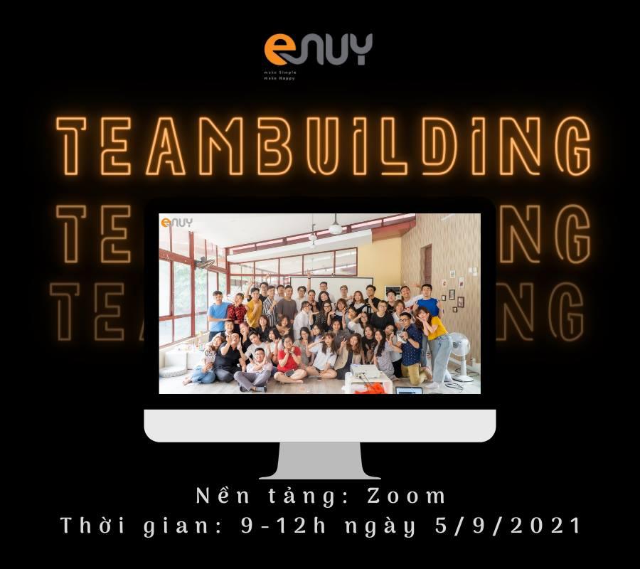 Teambuilding Online cho nhân sự